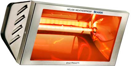 Star Progetti Helios Infrared Heater IRK WP2000