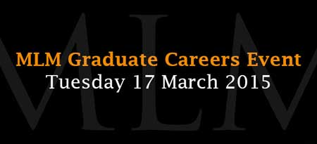 MLM Graduate Careers Event